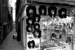 Wenecja karnawału maski dla sprzedaży Obrazy Royalty Free