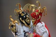 Wenecja karnawał Fotografia Royalty Free
