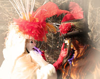 Wenecja karnawał 2016 Fotografia Royalty Free