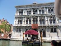 Wenecja - kasyno Obraz Royalty Free