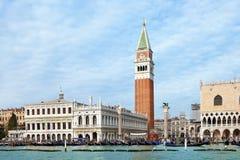 Wenecja - kochanka Adriatycki Fotografia Royalty Free