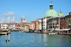 Wenecja krajobraz Zdjęcie Royalty Free