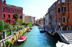 Wenecja krajobraz Obraz Royalty Free