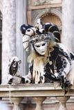 Wenecja maska Obrazy Royalty Free
