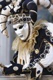 Wenecja maska Fotografia Royalty Free