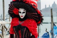Wenecja maska Zdjęcia Royalty Free