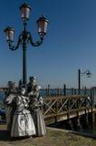 Wenecja maska Zdjęcie Royalty Free