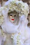 Wenecja maski karnawał Obrazy Royalty Free