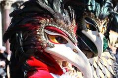 Wenecja maski karnawał Zdjęcie Royalty Free