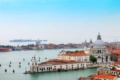 Wenecja miasto w słonecznym dniu Obraz Stock