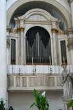 Wenecja, organ obraz royalty free