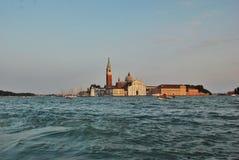 Wenecja pejzaż miejski Fotografia Stock