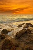 Wenecja plaża, Florida Obrazy Stock