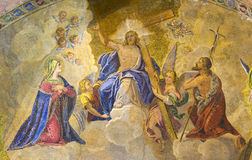 Wenecja religii scena Zdjęcia Royalty Free