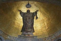 Wenecja - St. Mark bazyliki mozaika Fotografia Stock