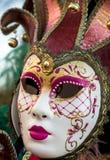 Wenecja tradtional karnawału maska Zdjęcia Stock