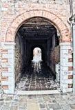 Wenecja tunel Obrazy Stock