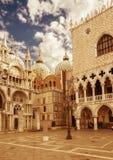 Wenecja Włochy obraz royalty free