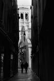 Wenecja Włochy pejzaż miejski Obrazy Royalty Free