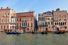 Wenecja Włochy pejzaż miejski Fotografia Royalty Free