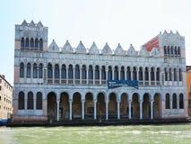 20 06 2017, Wenecja, Włochy: Widok historyczni budynki i kanały Zdjęcia Royalty Free