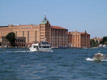 20 06 2017, Wenecja, Włochy: Widok historyczni budynki i kanały Zdjęcia Stock