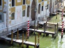 20 06 2017, Wenecja, Włochy: Widok historyczni budynki i kanały Fotografia Royalty Free