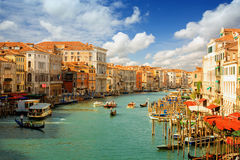 Wenecja Włochy Zdjęcia Stock