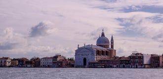 Wenecja Włochy, basen San Marco Zdjęcie Royalty Free