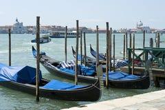 Wenecja - widok Isola Della Giudecca Obraz Stock