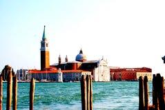 Wenecja widoki bazylika zdjęcie royalty free