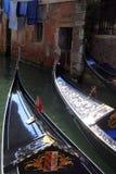 Wenecja widoki Granu kanał bridżowy kantor obrazy stock