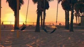 Wenecja wyrzucać na brzeg, Snata Monica, Kalifornia, usa - Marzec 29, 2017: Wenecja wyrzucać na brzeg, Snata Monica, Kalifornia,  zbiory