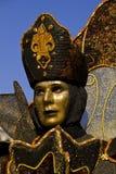 Wenecka karnawał maska Obrazy Stock