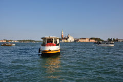 Wenecka laguna Fotografia Royalty Free