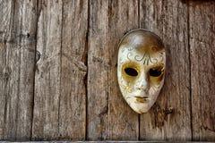 Wenecka maska Obrazy Royalty Free
