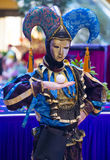 Wenecka maska Fotografia Royalty Free