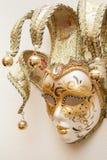 Wenecka maska Zdjęcie Royalty Free