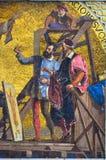 Wenecka mozaika Obraz Stock
