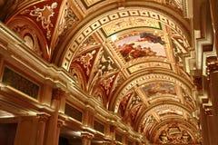 Wenecki Luksusowy kasyno i kurort zdjęcie stock