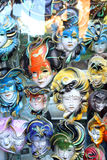 Wenecki maskowy Rzym Włochy Zdjęcia Stock