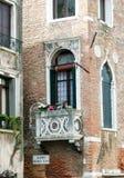 Wenecki okno Obraz Royalty Free