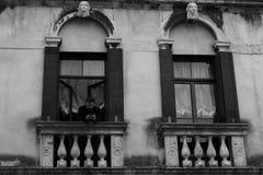 Wenecki szef kuchni w luksusowym hotelu obrazy stock