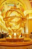 Wenecki uprawia hazard dom Fotografia Royalty Free