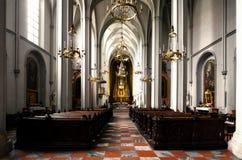 Wenen, de Kerk Van Augustinus royalty-vrije stock foto