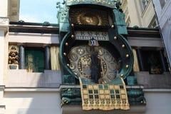 Wenen, Oostenrijk in jaar 2011 Stock Foto's