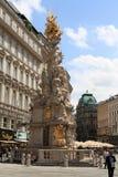 Wenen, Oostenrijk in jaar 2011 Royalty-vrije Stock Foto's
