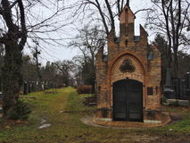 Wenen Oude Cementery Royalty-vrije Stock Foto