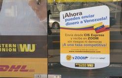 Wenezuelski kryzys obrazy stock