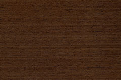 Wenge chocolate wood  background Royalty Free Stock Images